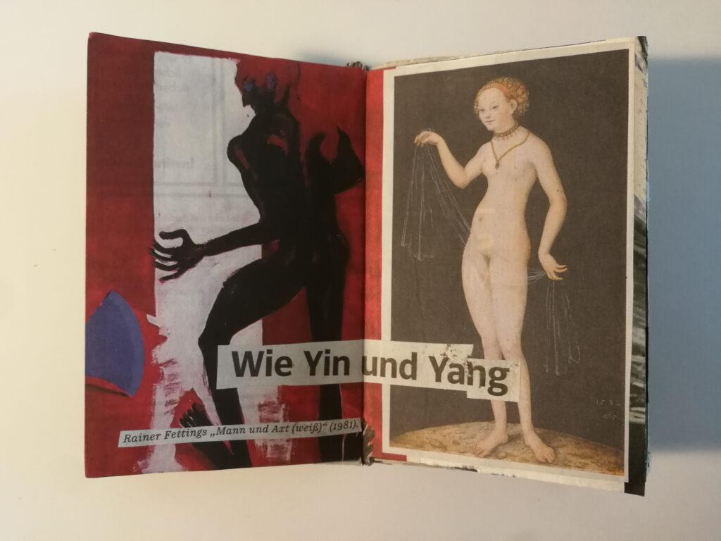 Wie Yin und Yang