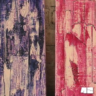 fi3b3r invasion Acryl auf Leinwand 30x40cm Vorschaubild